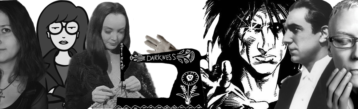 Self-Made Darkness - kreatív goth blog