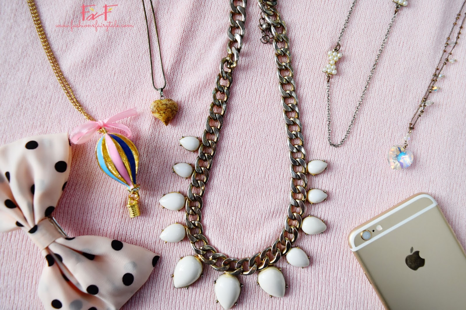 5 Favorite Necklaces I Like to Wear