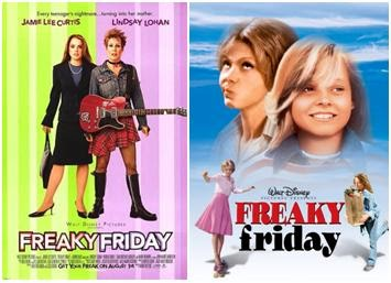 Freaky friday song