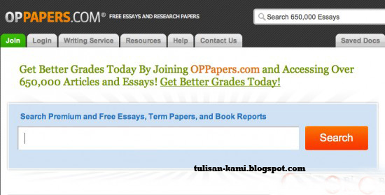 www oppapers com essays Find a+ essays, research papers, book notes, course notes and writing tips  millions of students use studymode to jumpstart their assignments.
