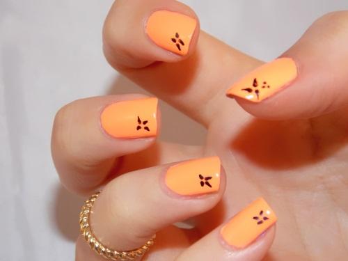 nail art sun of a peach blog beauté psychosexy