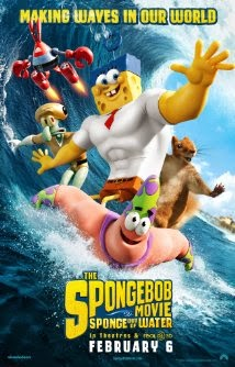 Streaming The SpongeBob Movie: Sponge Out of Water (HD) Full Movie
