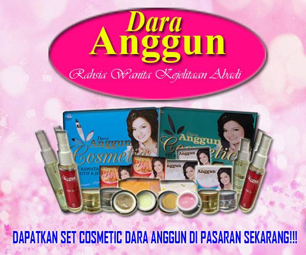 Testimoni Dara Anggun Cosmetic Dara Anggun