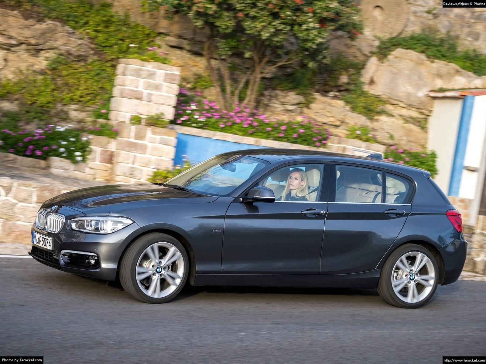 Hình ảnh xe ô tô BMW 1-Series Urban Line 2016 & nội ngoại thất