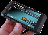 tuto Fond d'écran animé Nokia N8 C7