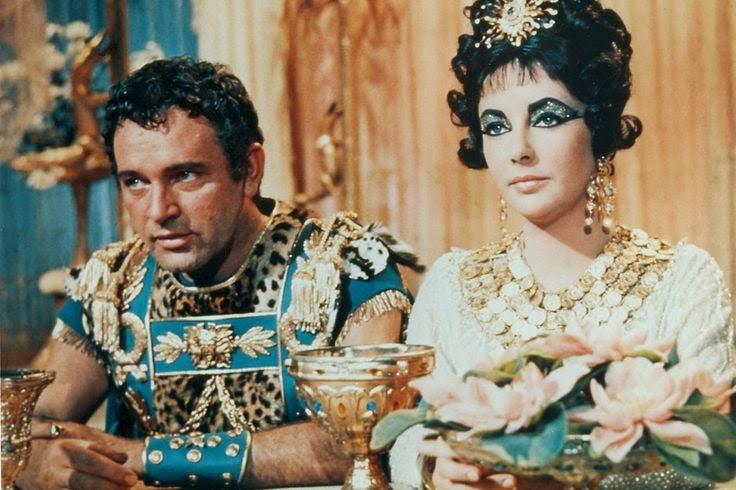 Cleopatra, Antonius