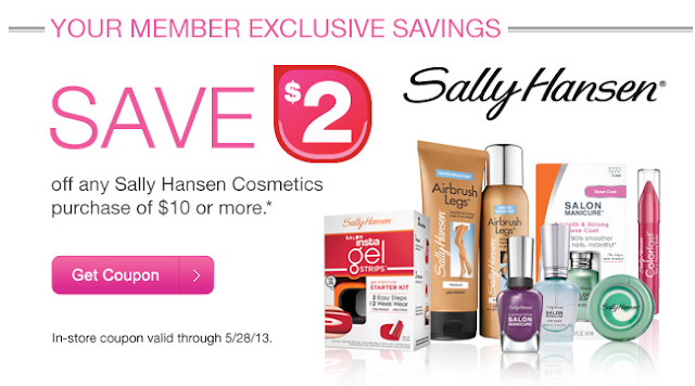 CVS: $4 Sally Hansen Money Maker with New Beauty Club Coupon