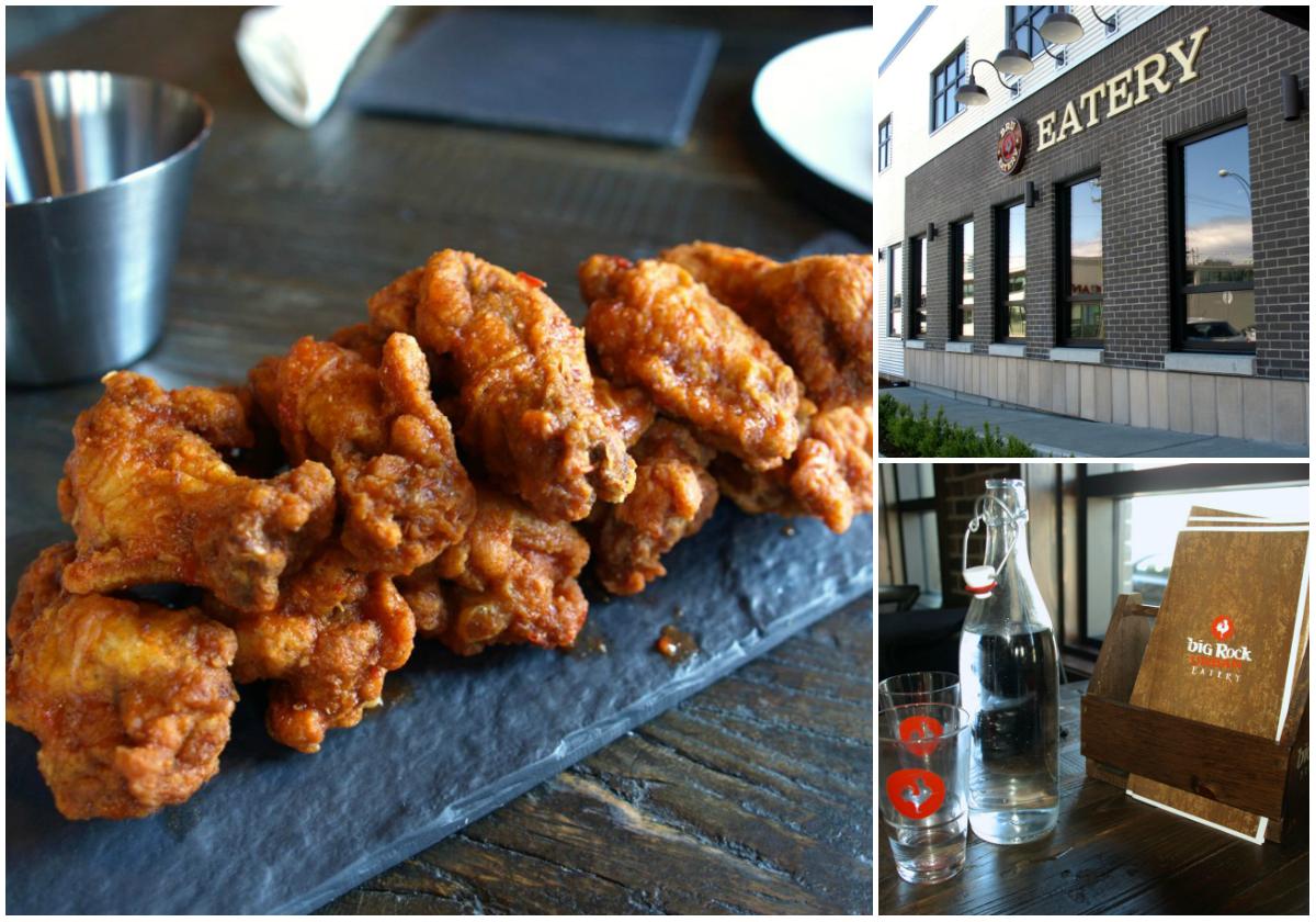 Big Rock Urban Eatery Restaurant Review