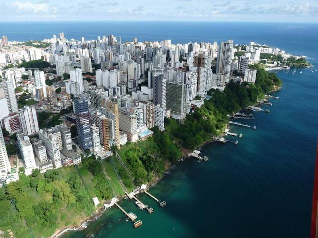 Preço de imóveis - Bolha Imobiliária - Salvador