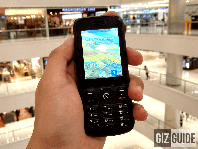 EKOTEK ATLAS 2 UNBOXING AND IMPRESSIONS, YOUR BACKUP BASIC PHONE!
