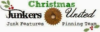 Christmas Junkers United and 12 Days Linky Party