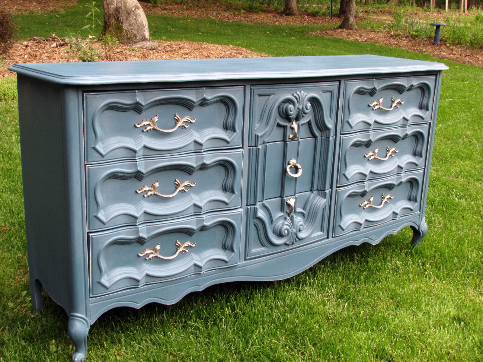 Aubusson Blue Annie Sloan Chalk Paint