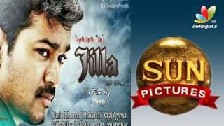 SUN buys satellite rights of Thalaiva and Jilla Vijay becomes No.1 leaving behind Ajith, Surya