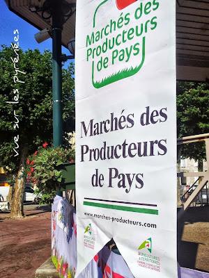 Marché des Producteurs de PayS 2013 à Nay