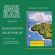 12/5 SILENTKITTO & SELECTOR JD @ SNS BAR