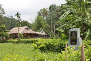 Tân Lập village, Tân Trào commune