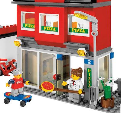 Lego City Corner 7641