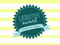 Liebster Award- Small Blog Recognition