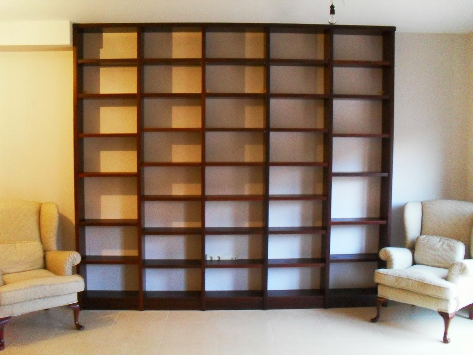 Librerias a medida madrid librerias lacadas de calidad librerias a medida madrid - Librerias lacadas ...
