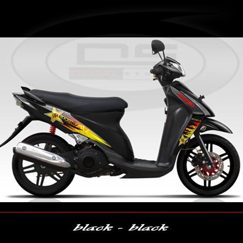 Gallery Foto Modifikasi Motor Yamaha Jupiter Mx 2007