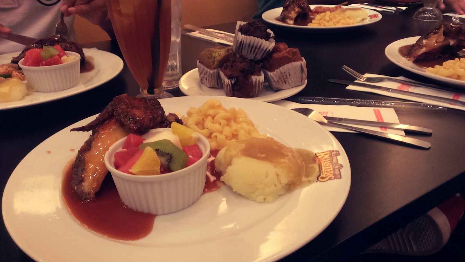 Kenny Rogers Roasters - AEON Station 18, Ipoh