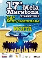 Meia Maratona da Moita, 12/10/2014