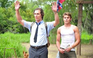 Matthew McConaughey y Zac Efron