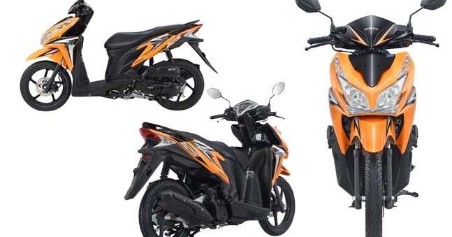 Motorcycle Picture  Sensai Honda New Vario 125 Fi