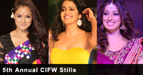 5th Annual Chennai International Fashion Week 2013 Final Day