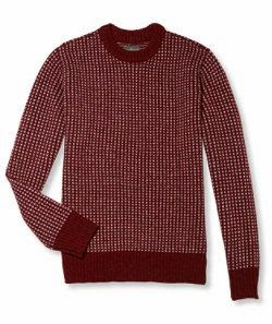 LL Bean Signature Matinicus Rock Sweater, Crewneck