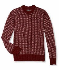 LL Bean Signature Matinicus Rock Sweater, Crewneck