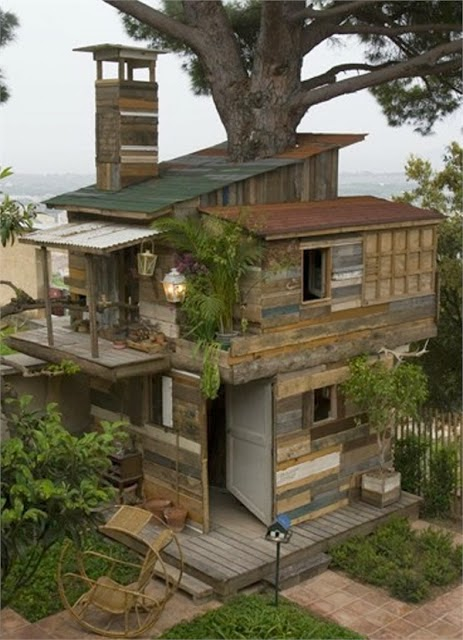 Mindblowing planet earth world 39 s best tree house for Worlds best house