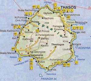 I LOVE THASSOS