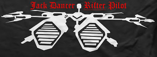 Jack Dancer - Rifter Pilot