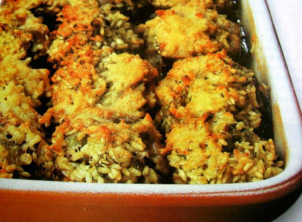 20 regioni per cucinare carciofi ripieni di riso for Cucinare per 20 persone