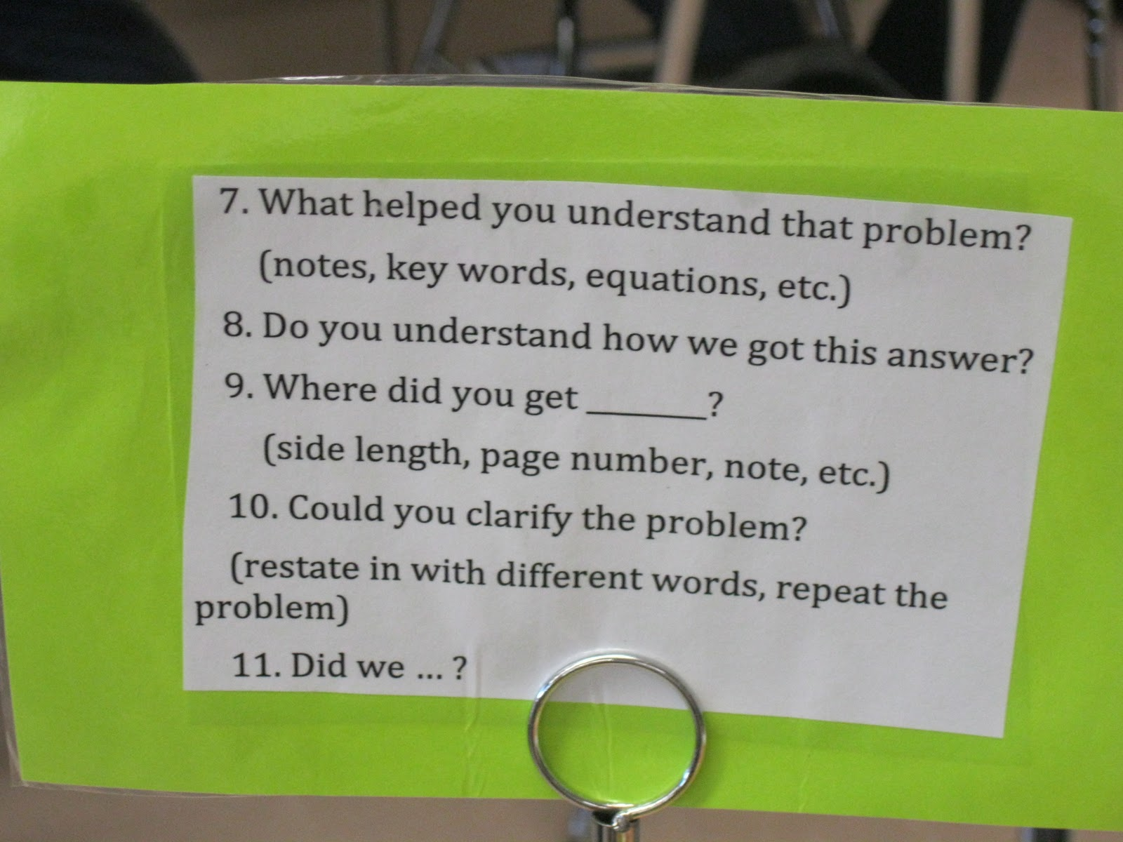 how to get smarter fast in math