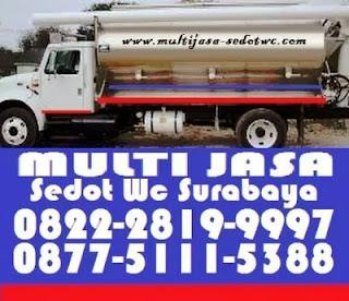 Jasa Melayani Sedot Limbah WC / Tinja Surabaya Dan Jawa Timur Tarif paling Murah