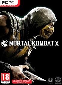 Mortal Kombat X Update Terbaru For Pc cover