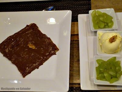 Speciali Pizza Bar: Sfogliata al Cioccolato