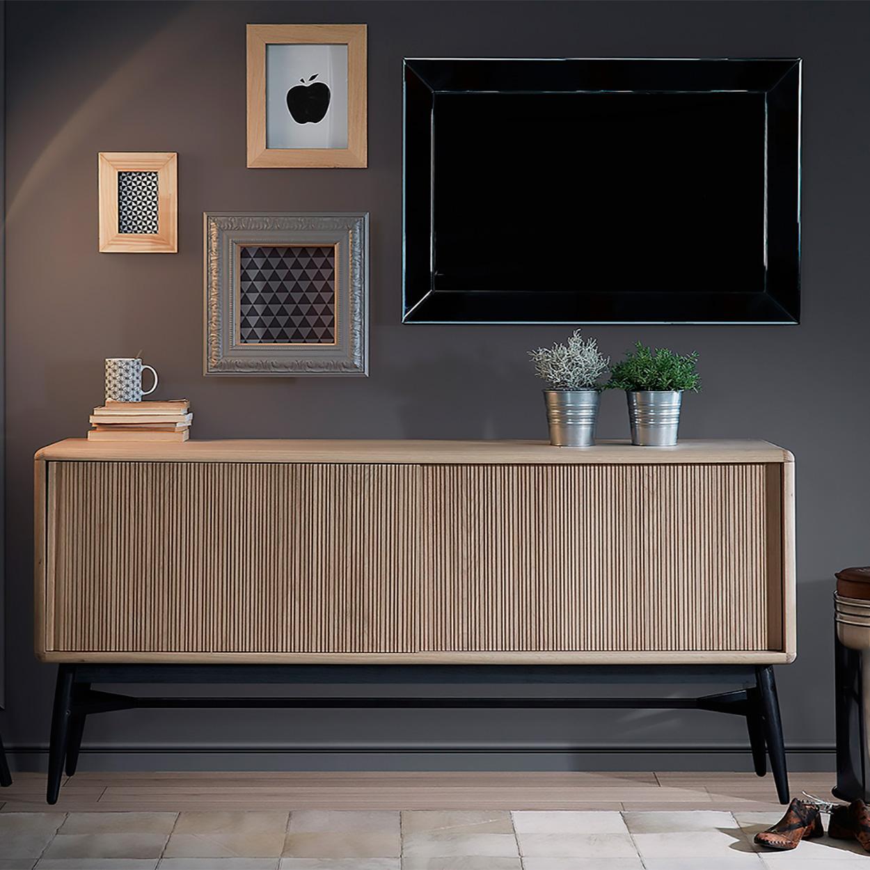 Muebles de comedor aparadores de estilo nordico para el - Aparadores para cocina ...