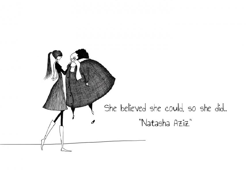 ♥ Natasha Aziz  ♥