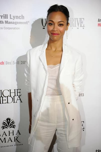 """Art of The Party"" with award-winning actress Zoe Saldana"