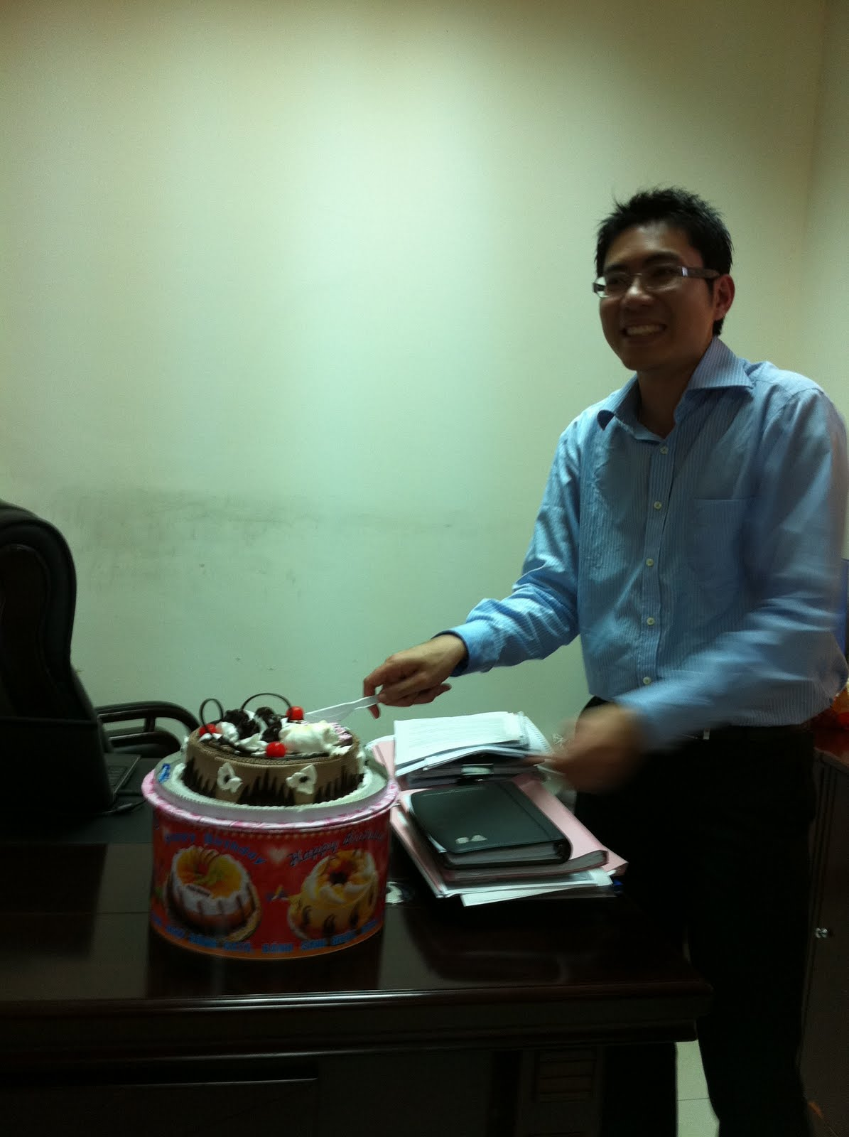 Vietnam Life Happy Birthday For Our Colleague