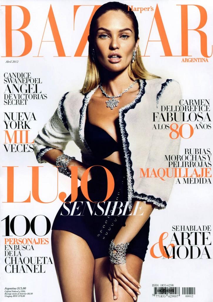 Modatime feliz aniversario harper 39 s bazaar for Bazaar argentina