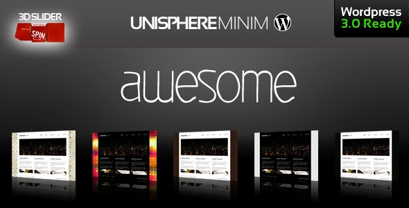 UniSphere Minim Corporate and Portfolio Wordpress Theme Free Download by ThemeForest.