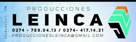 LEINCA..PRODUCCIONES