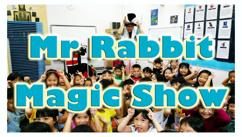 Mr Rabbit Magic Show