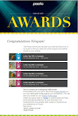"Awards From ""PIXOTO"""