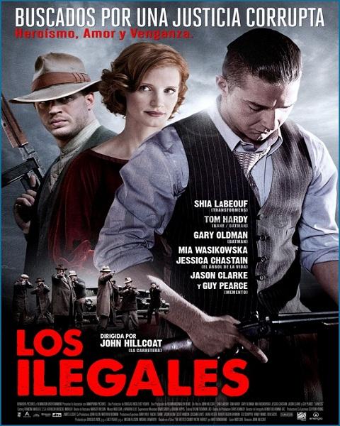 Los Ilegales [2012] [Dvdrip] [Latino] [1 Link]