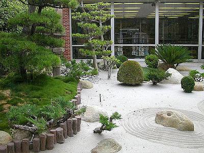 Contoh Gambar Taman Rumah